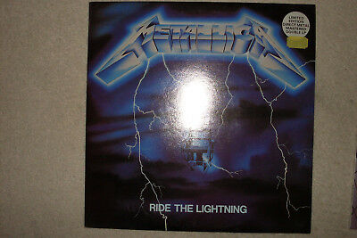 METALLICA   Ride The Lightning  Limited Edition