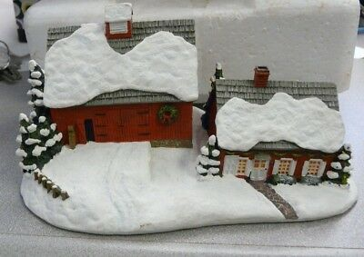 """Hawthorne Architectural Register # 82291 Rockwells """"Christmas Eve at the Studio"""""""