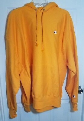 Champion x Urban Outfitters UO Icon Reverse Weave Hoodie Pullover Men's 3XL a1