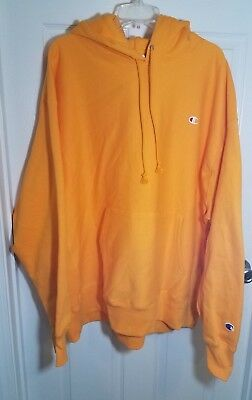 Champion x Urban Outfitters UO Icon Reverse Weave Hoodie Pullover Men's 3XL a2