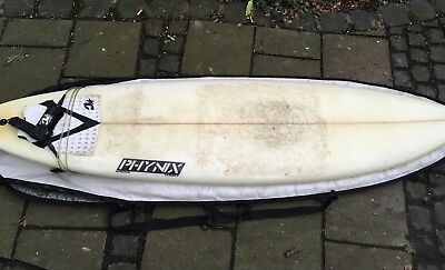 Surfboard Shortboard 7,0  ohne Finnen, Leash und Boardbag!
