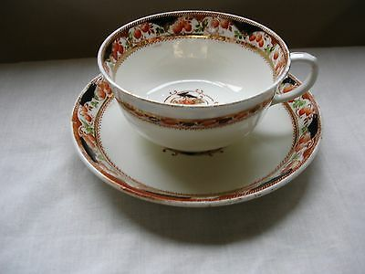 Vintage Sutherland Bone China Cup And Saucer