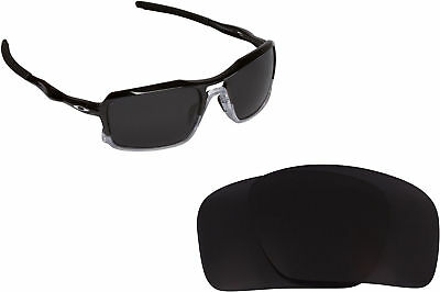 f02f2d558a Triggerman Replacement Lenses by SEEK OPTICS to fit OAKLEY Sunglasses