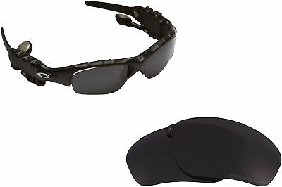 8d7602ead0 SQUARE WIRE 2 (2014) Replacement Lenses by SEEK OPTICS to fit OAKLEY ...