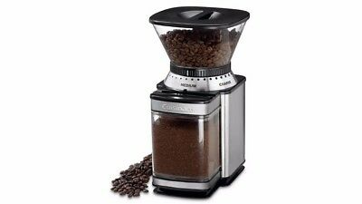 Cuisinart DBM-8 Coffee Grinder, Supreme Grind Automatic Burr Mill - Used