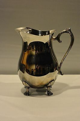 8 inch Silver Plated Pitcher