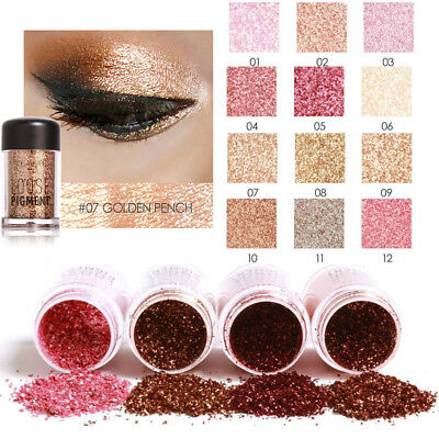Lip Powder Waterproof Moisturizing Eyeshadow Powder Glitter Mermaid Pearl