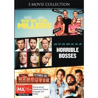 We're the Millers / Horrible Bosses / The Hangover