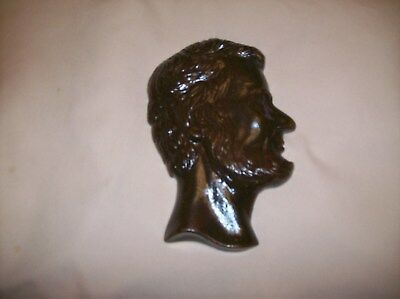 2009 UHL collectors society LINCOLN BUST