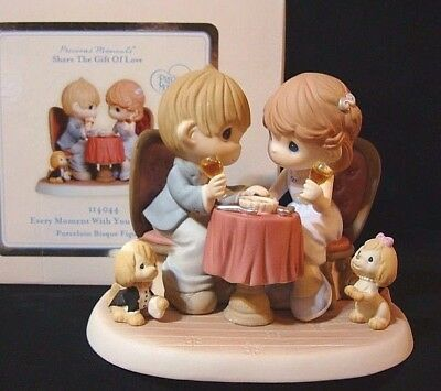 Precious Moments Very Rare Limited 3000 Every Moment With You Is Precious Boxed