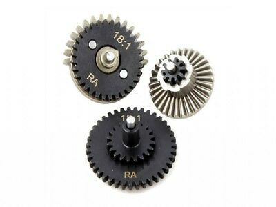 Raptors Airsoft RTV 18 1 Standard Ratio AEG Upgrade Gear Set For Version 2  9a69435db359