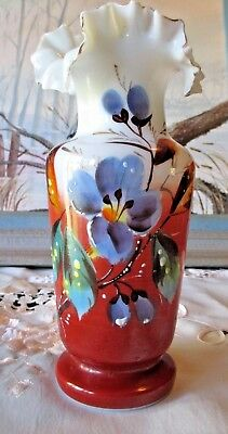 Exceptionally Beautiful Hand Painted Vase
