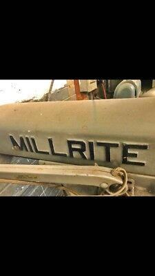 Millrite MV Vertical Milling Machine