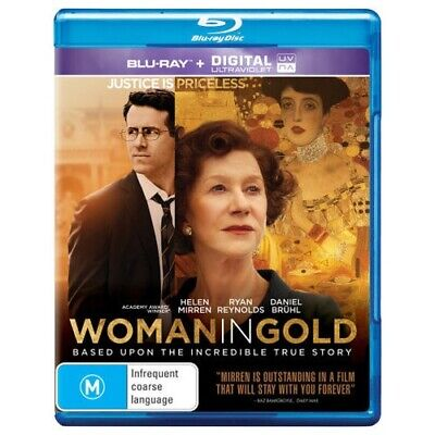 Woman in Gold (Blu-ray/UV)