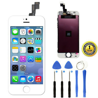 For Apple iPhone 5 5S 5C Touch Screen Replacement Digitizer+LCD Display Assembly