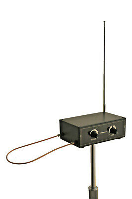 Theremin Loop Rod PITCH VOLUME Antenna PV-1 theramin AC / Battery operated
