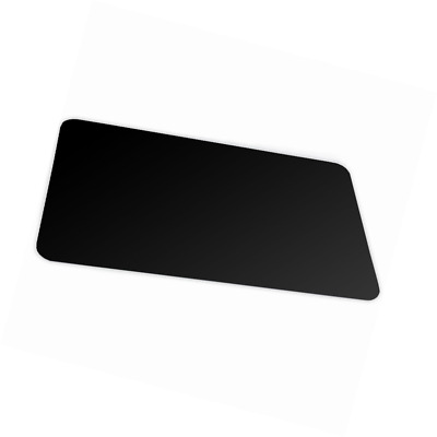 ES Robbins 120797 Natural Origins Desk Pad, 38 x 24, Matte, Black (ESR120797)