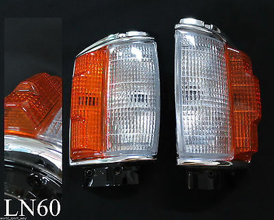 84 85 86 87 88 Toyota Hilux Mk2 Ln/rn/yn 2/4Wd Pickup Corner Side Light Lamp Oem