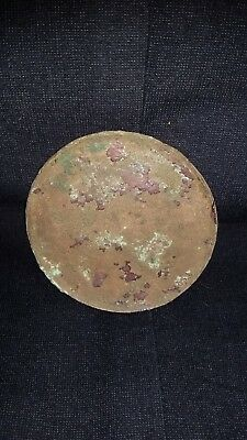 Ancient BACTRIAN GREEK BRONZE MIRROR C 300 BC