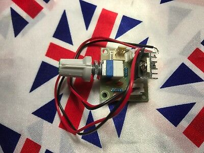 Quality LM317 Linear Full-stage Voltage Regulator Board Fan Speed control UK