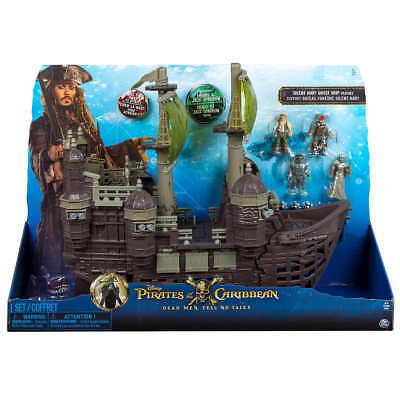 Pirates of the Carribean 6036006 NAVE PIRATA JACK SPARROW Figure