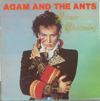 Adam and the Ants Prince Charming  UK Pressung