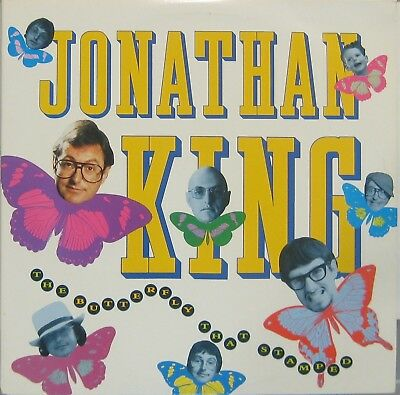 Jonathan King  the butterfly that atamped , 2 LP UK Pressung