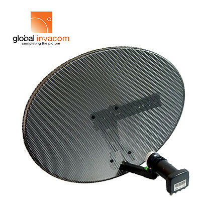 Sky / Freesat Satellite Dish Zone2 -Quad LNB HD - Sky, Astra, Hotbird
