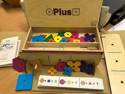 Wooden Observation Activity Set • Plus Toys For Life • Age: 4years+