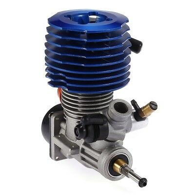 Blue M28-P3 4.57cc Pull Starter for 1:8 1:10 1:12 RC Car Buggy Truggy Truck