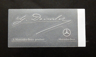 mercedes sticker windschutzscheibe aufkleber a mercedes. Black Bedroom Furniture Sets. Home Design Ideas