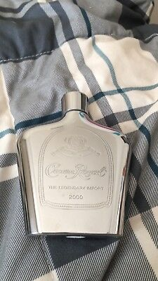 Crown Royal The legandary 2000 flask