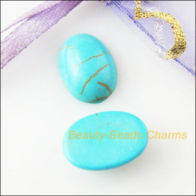 15/'/' Blue Turquoise Gemstone Round Loose Bead Beads 6mm//8mm//10mm//12mm JL566