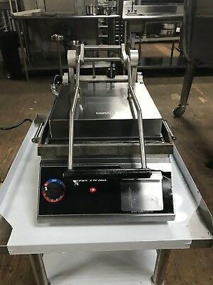 Star Pro-Max Commercial Panini Smooth Press