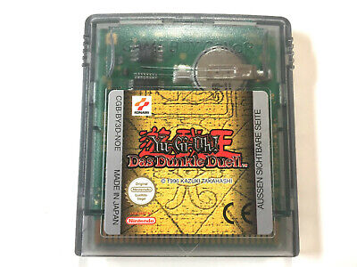 Gameboy Color Yu Gi Oh Das Dunkle Duell Dark Duel
