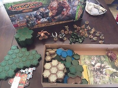 Heroscape Swarm Of The Marro