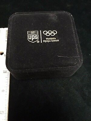 UPS Olympic Pins for the 1996 Olympics in Atlanta
