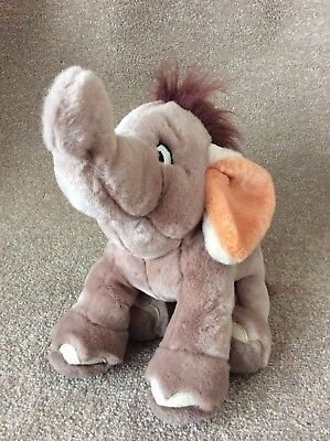 Made Exclusively For Walt Disney Jungle Book Hathi Plush With Weighted Base