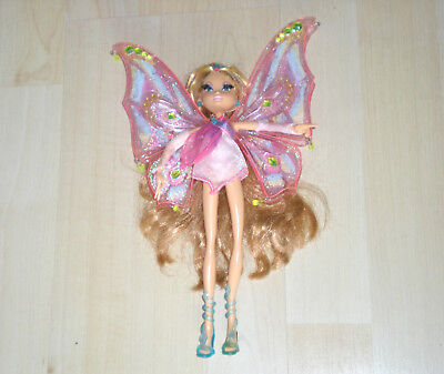 Winx Club Puppe Doll Flora Glam Magic Enchantix Nr. 2