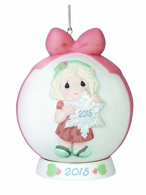 Precious Moments You Make The Season One of a Kind Dated Ball Ornament with B...