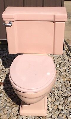 Vintage American Standard Toilet And Sink