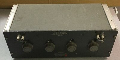 General Radio Co. Standard Decade Capacitor Type 1423-A