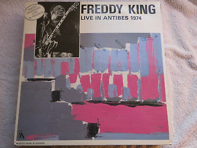 Freddy King Live in antibes 1974