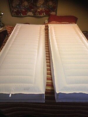 (2) Select Comfort Sleep Number QUEEN Size 273 Q-Dual Air Chambers