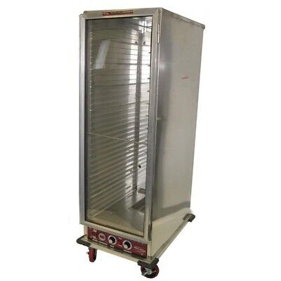 Win-Holt NHPL-1836C Full Height Mobile Non-Insulated Heater Proofer Cabinet