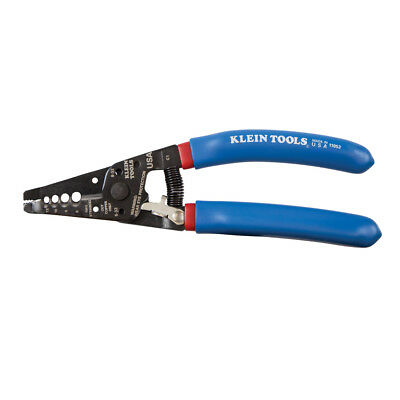 Klein Tools 11053 Klein-Kurve® Wire Stripper/Cutter for Stranded Wire