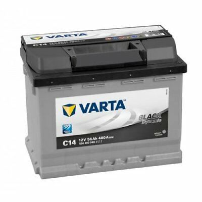 VARTA Starter Battery BLACK dynamic 5564000483122
