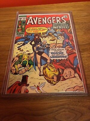 Avengers #83 (1970) 1st Valkyrie & her Lady Liberators-key issue - THOR movie!