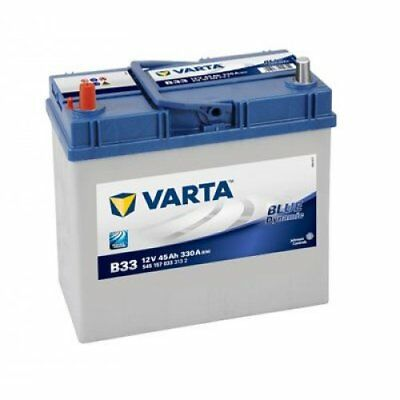 VARTA Starter Battery BLUE dynamic 5451570333132