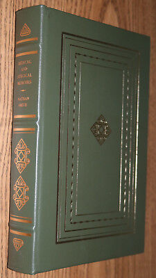 Medical and Surgical Memoirs by Nathan Smith - 1987 HB Classics Reprint of 1831